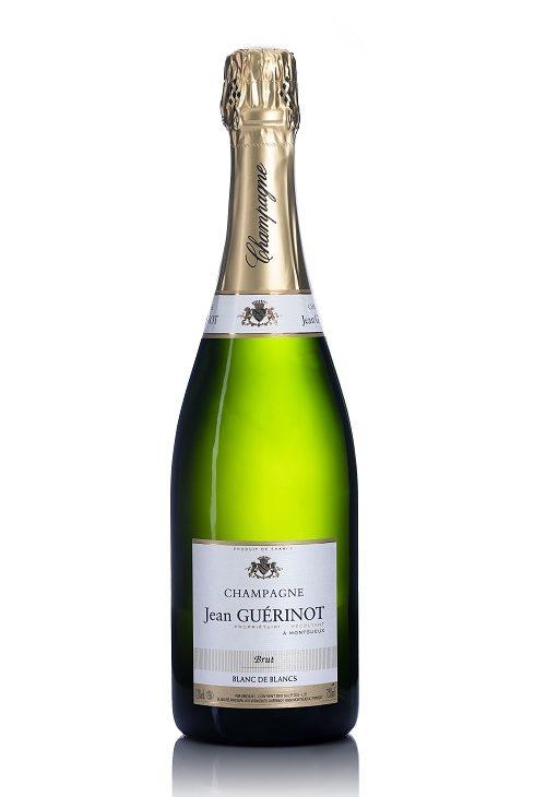 Champagne Jean Guérinot Brut Blanc de Blancs 100 % Chardonnays Montgueux