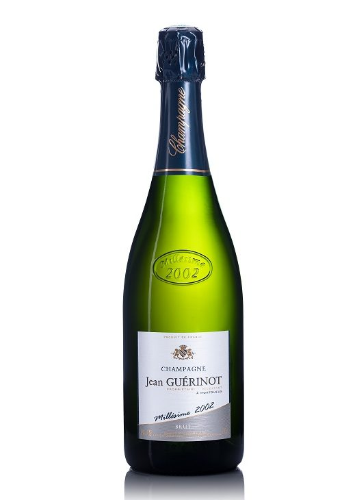 Champagne Jean Guerinot Millesime 2002