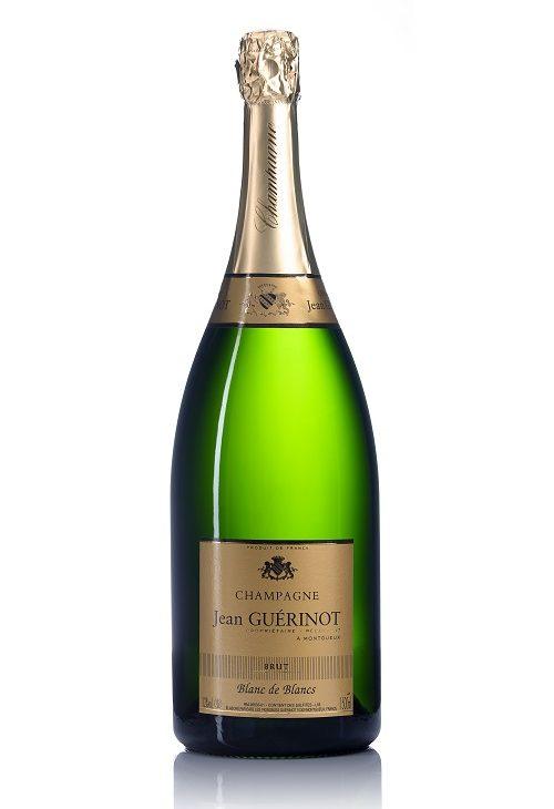 Magnum Champagne Jean Guérinot Brut Blanc de Blancs